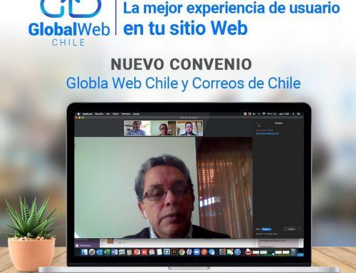 Nuevo Convenio Global Web Y Correos de Chile